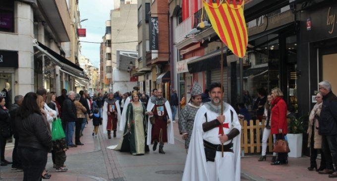 Borriana retornarà a l'època medieval amb les V Jornades de la Reconquesta