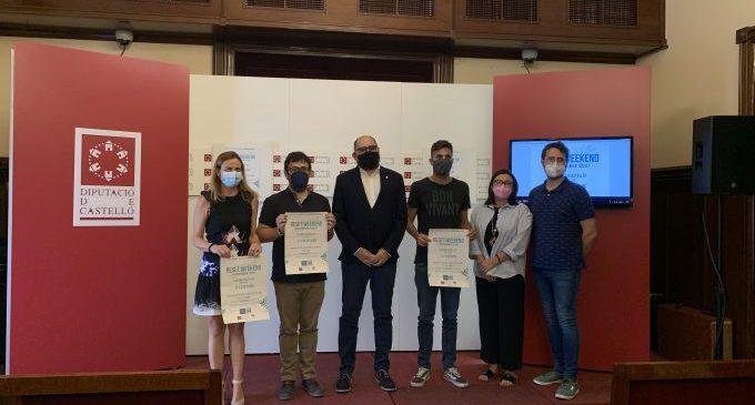 La Diputació anima a persones emprenedores a millorar el seu negoci amb sostenibilitat en el Reset Weekend