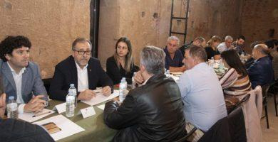 Martí inicia demà a Borriana les reunions amb alcaldes per a l'elaboració dels pressupostos de 2022 de la Diputació