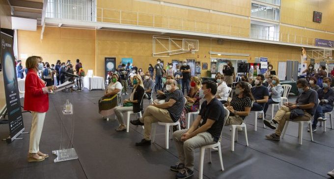 Más de quinientas personas participan en la Noche Mediterránea de las Investigadoras en la UJI