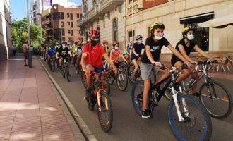 La Pedalada Stars y la apertura del Parque de Educación Vial arrancan la Semana de la Movilidad en la Vall d'Uixó