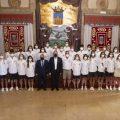 Martí da la bienvenida a Castellón a la organización y los participantes en el Campeonato de Europa por Naciones de Salvamento y Socorrismo