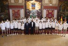 Martí dóna la benvinguda a Castelló a l'organització i els participants en el Campionat d'Europa per Nacions de Salvament i Socorrisme
