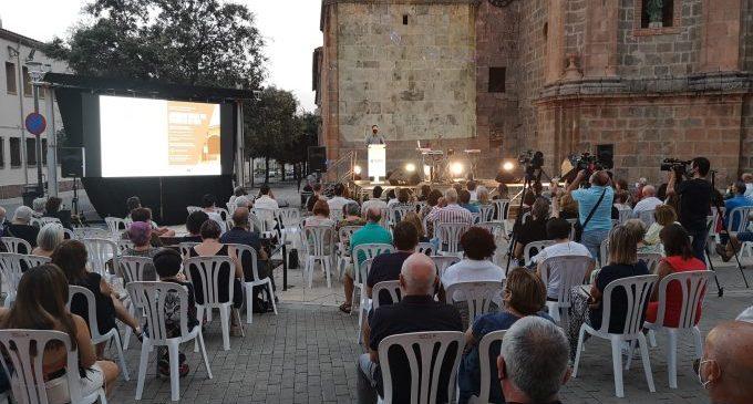 La Vall d'Uixó presenta el proyecto de restauración de la Torre de Benissahat