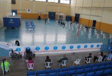 Benicàssim subministra en el Poliesportiu Municipal més de 20.800 dosis contra el Covid-19