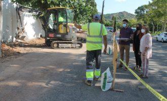 Benicàssim millora la mobilitat en l'accés al cementeri
