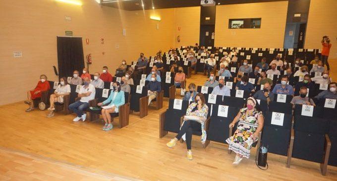 Castelló reuneix el 'món de la festa' per avançar cap a la Magdalena 2022