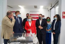 Castelló pone en valor el nuevo centro de salud del Raval que atiende una demanda histórica