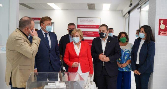 Castelló posa en valor el nou centre de salut del Raval que atén una demanda històrica