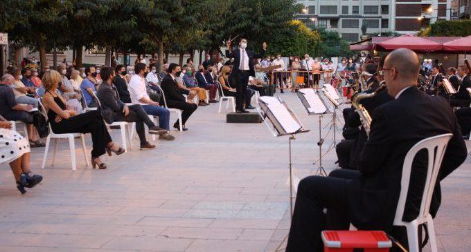 Castelló celebrará el 9 d'octubre amb la Banda Municipal i els premis valencians de l'any