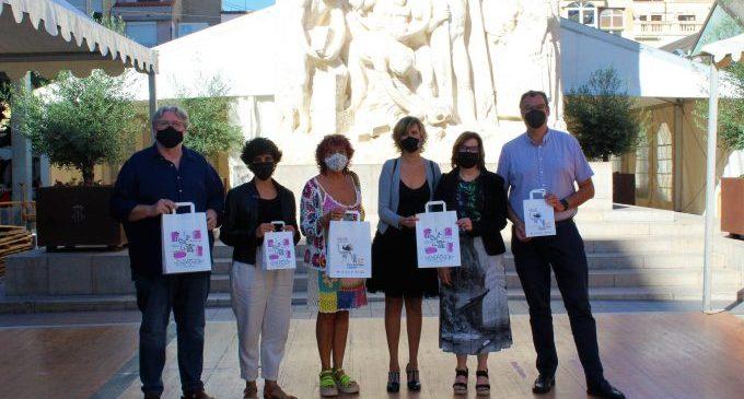 Castelló es convertirà en la capital literària amb la Fira i la Plaça del Llibre