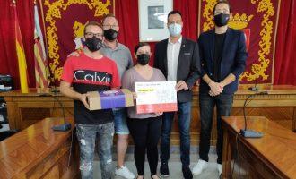 Vinaròs lliura els premis a les millors propostes de Vinaròs de Tapa en Tapa
