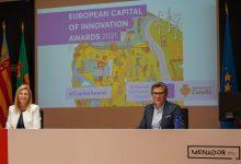 Marco defensa la candidatura de Castelló a Ciutat Europea Innovadora Emergent 2021