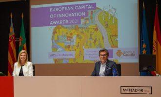 Marco defiende la candidatura de Castelló a Ciudad Europea Innovadora Emergente 2021