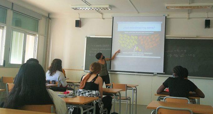 Castelló sensibilitza sobre explotació sexual i prostitució en els instituts