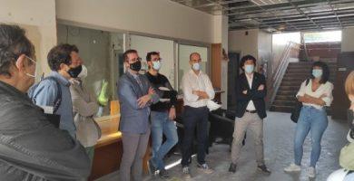 Les obres d'emergència al CEIP Benadressa de Castelló milloraran les condicions originals del centre
