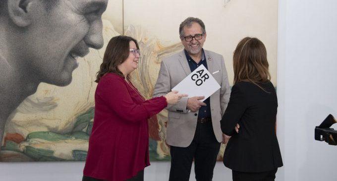 La Diputació amplia el seu fons artístic amb l'adquisició de huit obres d'art contemporani