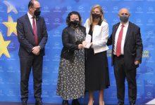 Castelló rep el Premi Innovagloc que posa en valor l'aposta municipal per la innovació