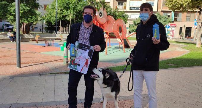 Castelló implica la ciutadania en la necessitat de netejar l'orina dels gossos