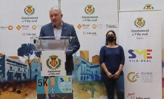 Vila-real reactiva les carreres populars amb el 5K a benefici de l'Associació d'Esclerosi Múltiple