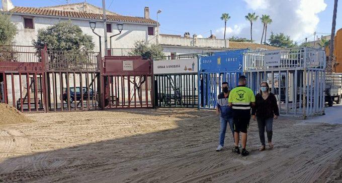 Almassora prepara la Vila per a rebre a 6.000 corredors del tancament