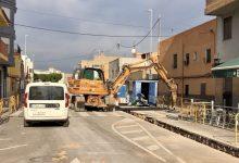 Almassora executa la reforma per a evitar inundacions a Fàtima