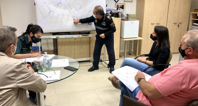 Un centenar de persones garantirà la seguretat en el tancament d'Almassora