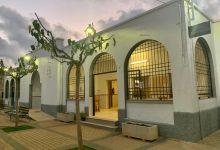 Mascarell millora la seua imatge amb les façanes de tots els edificis municipals pintades