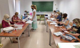 Más de 320 personas se inscriben en el Centre de FPA Paulo Freire de Almenara