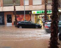 El PP demana a l'equip de govern que reactive el pla d'aigües pluvials per a evitar inundacions en els punts negres de Vila-real