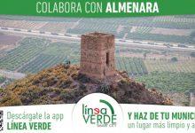 L'Ajuntament d'Almenara activa l'App Línia Verda per a millorar l'entorn urbà