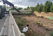 Benicàssim intensifica las labores de limpieza en barrancos urbanos y perímetro de las urbanizaciones de montaña