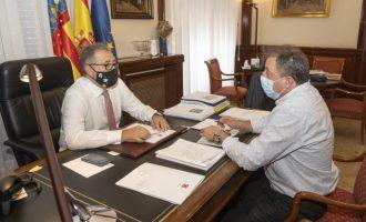 La Diputación transferirá la próxima semana 1,5 millones de euros a los 85 ayuntamientos de la provincia beneficiarios del Fondo contra la Despoblación