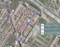 Aquesta setmana s'iniciaran a Vinaròs les obres de millora dels pluvials a l'avinguda de Barcelona