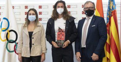 "Martí enalteix els esportistes olímpics castellonencs: ""Sou un exemple on molts joves poden mirar-se"""