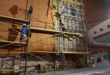 La Vall d'Uixó inverteix 100.000 euros en la remodelació de l'interior del Teatre Municipal Carmen Tur