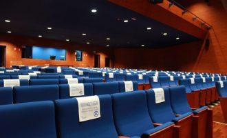 Borriana trau a la venda les entrades de la programació del Teatre Payá per a aquest quadrimestre