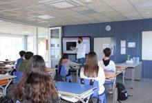 Peñíscola comparte con los escolares el legado de Berlanga y su relación con la ciudad