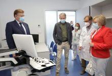 """Puig destaca l'""""esforç inversor"""" del Consell en la modernització de les infraestructures sanitàries"""