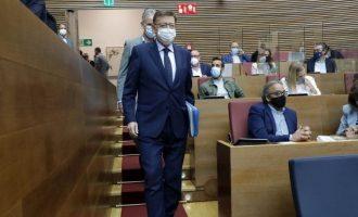 """Puig avança que els Pressupostos de la Generalitat de 2022 seran """"els més socials de la història"""""""
