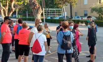 Cerca de 700 personas participan de las actividades deportivas promovidas por el Ayuntamiento de Almenara