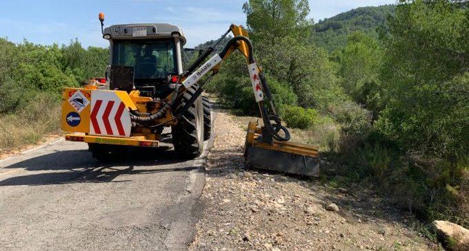 La Diputació de Castelló licitarà les obres de millora de la seguretat viària en la CV-1486 que uneix Cabanes i Orpesa per 690.000 euros