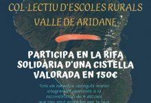 L'IES Almenara se solidaritza amb escoles rurals d'Aridane a la Palma