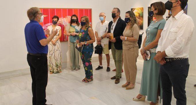 Les sales d'exposicions de Benicàssim sumen més de 13.000 visitants en un any