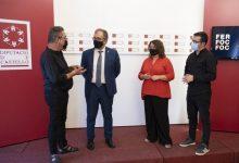 La Diputación patrocina la primera feria de fotografía profesional 'FER FOC' que se celebrará en 'ECO Les Aules'