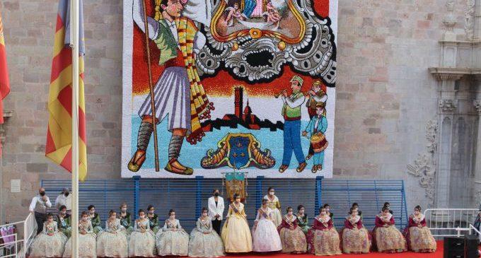 La Falla Don Bosco aconsegueix el màxim guardó de les Falles de Borriana 2021 als seus monuments
