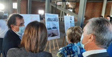 El edificio de oncología del Hospital Provincial: un año de obras para un tratamiento más humanizado