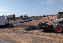 Benicàssim inicia l'asfaltatge de la prolongació de la CV-149