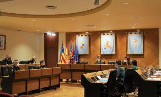 Borriana organitza un dispositiu especial de seguretat per a les Falles 2021
