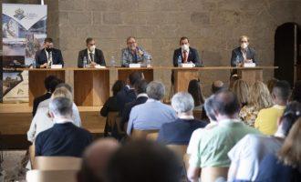 Martí pide poner en valor el patrimonio cultural, natural y rural del interior de Castellón para generar actividad y fijar población